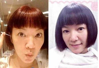 新髮型分享  阿雅被酸:柳大哥.別鬧了! |