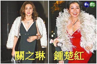 劉嘉玲豪華生日趴 眾星雲集走紅毯 |