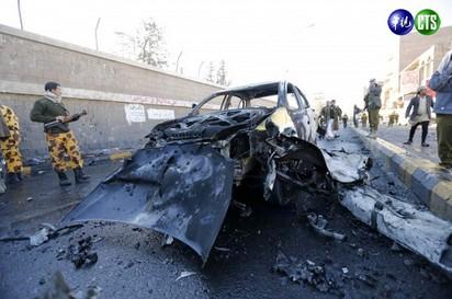 葉門恐怖攻擊40死 居民:房子都在晃! |