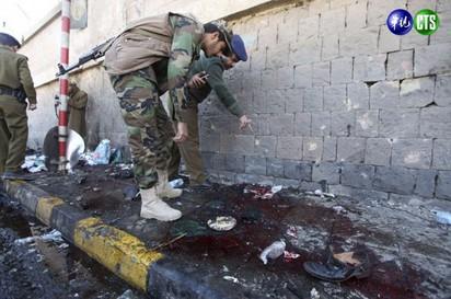 葉門恐怖攻擊40死 居民:房子都在晃!  