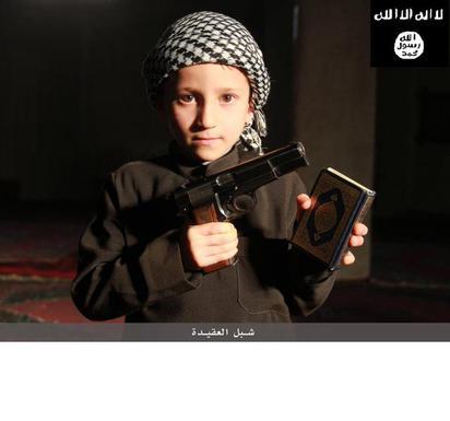 伊斯蘭國BABY版 小鬼難纏 |