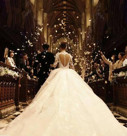 周董結婚 最新婚禮照片搶先曝光! |