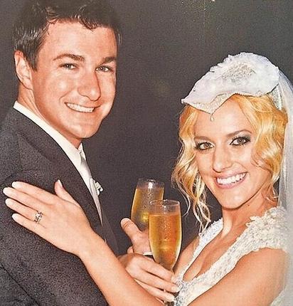 江語晨未婚夫發聲明 澄清去年已離婚   Josh Anderson跟前妻的合照