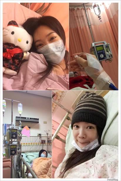 氧氣罩安胎 蕭彤雯恐住院至7月 |
