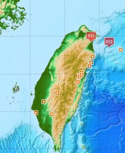 今晨地震規模4.6 北、宜震度2級 |