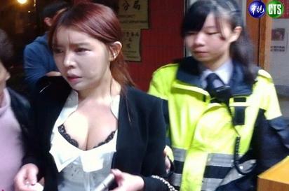 韓模來台賣淫 撞臉韓佳人  