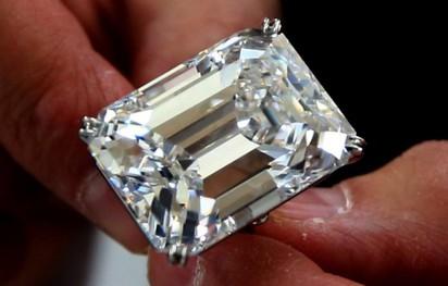 好想要! 100克拉鑽石將拍賣 |