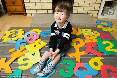 天才小神童! 3歲已懂5國語言 |