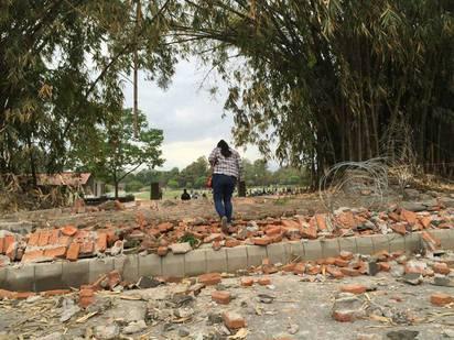 尼泊爾遇強震 旅客返台:天搖地動  