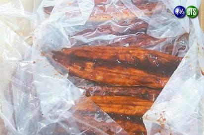 毒蒲燒鰻含致癌孔雀綠 3噸險銷全台 | 圖片來源/桃園市衛生局提供
