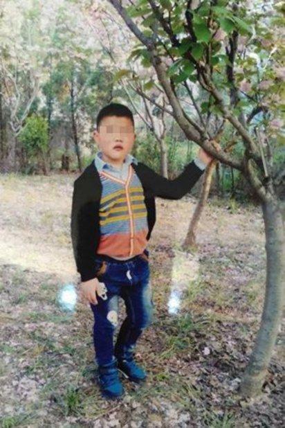 13歲男童失蹤半年 家人再見成乾屍  