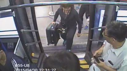 BRT又夾人!司機累犯 乘客手腳扭傷 | 羅小姐上車時車門是開啟的