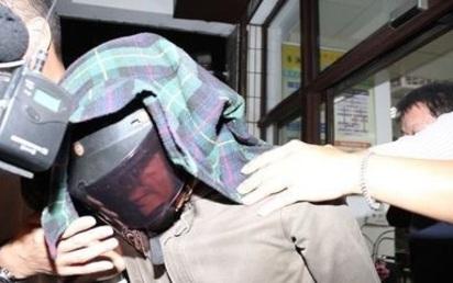 「有人要殺妳」 可憐少女慘遭性侵焚屍   性侵少女的何文軒(19歲)/翻攝畫面