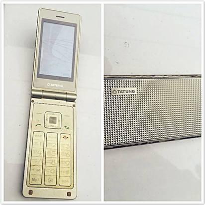 到底多復古?曹西平「手機」藝人看到都說… | 曹西平的復古國產手機