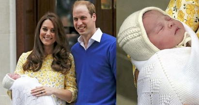 和黛妃一樣的! 人氣公主收到粉紅小雨靴 | 5月2日小公主在全球注目下誕生