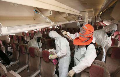 海軍女下士疑染MERS 世衛下周赴韓調查 | 傳有醫生感染後趴趴走.南韓擴大消毒