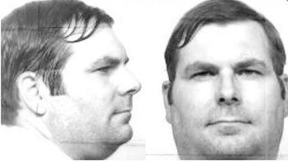 等了30年 老死囚遺言「該往前走了」 | 鮑爾入獄檔案照
