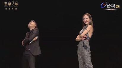 一鏡到底唱上臺 庾澄慶、jolin開場掀高潮 |