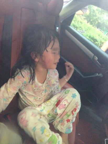 別再大意了 大陸女孩遭父母鎖車上 |