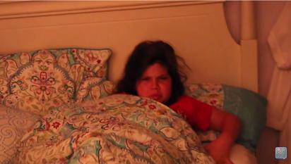 女兒賴床怎麼辦? 美國媽用這招  