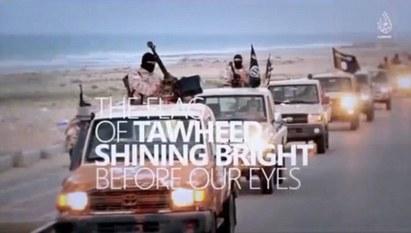 IS發布911紀念影片 預告「我會回美國」 |