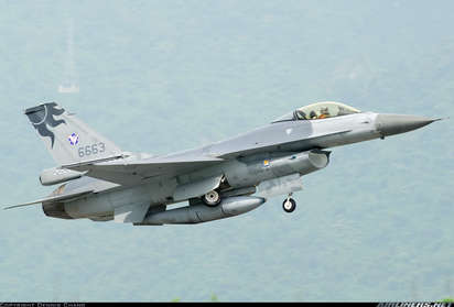 【馬習會】總統專機赴星 空軍精銳戰機護航 |