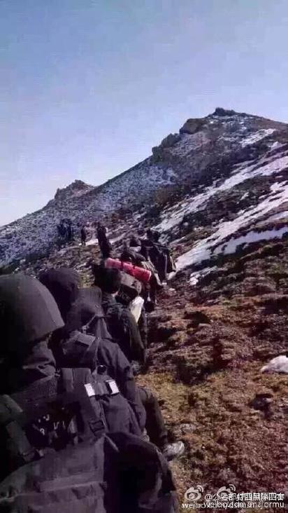 巴黎恐攻 大陸炫耀打擊新疆恐怖份子成效 |