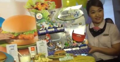 麥當勞新兒童餐 吃不到雞塊.薯條了! | 麥當勞新兒童餐 主餐有青蔬烤鷄堡、陽光鱈魚堡