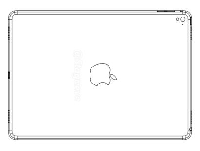 iPad Air 3新機藍圖流出 新增2大賣點!   iPad Air 3設計藍圖流出