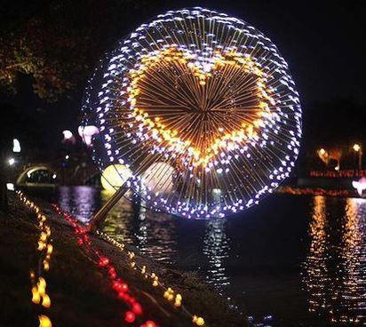 不只有「福祿猴」 全台6大元宵燈會比一比!   台南月津港節