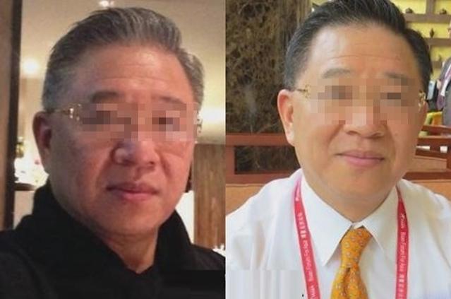 54歲的男子聲稱千億身價,但該公司實收1.89億,而且官司纏身。