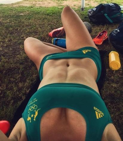 跨欄美女選手珍妮克 爆紅後里約奧運亮相【圖】 |