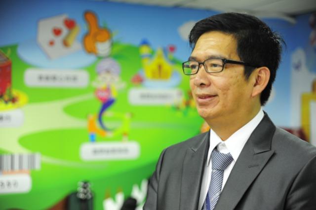 圓夢傳愛關懷協會理事長胡定一表示,近來不斷遭有心人「有系統地抹黑」/圖片來源/翻攝自中華日報。