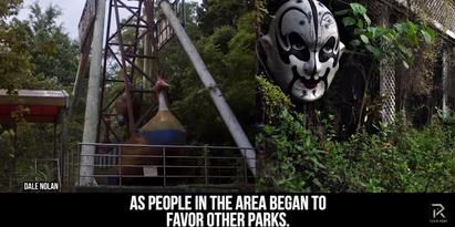 【影】全球廢墟樂園 台中亞哥花園上榜 |