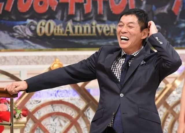 日本演藝圈資深諧星明石家秋刀魚也是人選.(翻攝cdn2.natalie.mu網站)