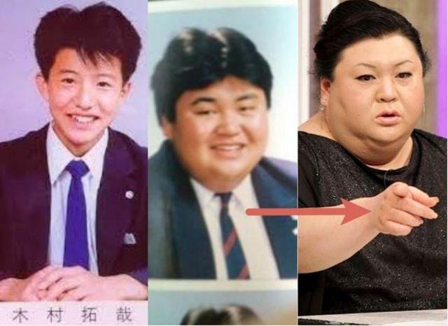 木村和男大姊是高中同學(翻攝網路)