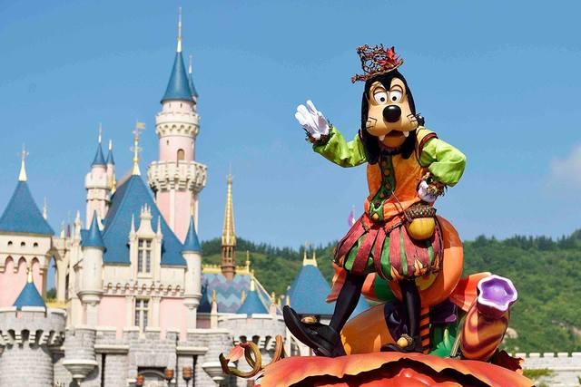香港迪士尼想擴增兩個主題園區