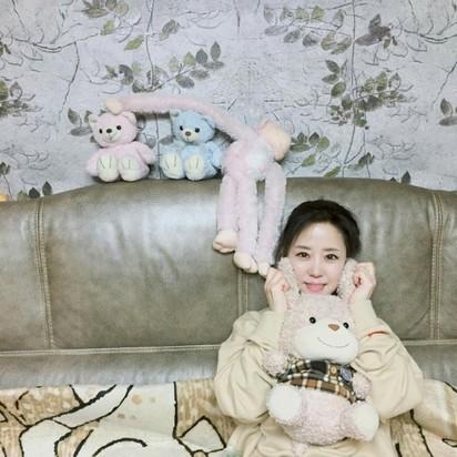 超正南韓母女檔 媽媽太正釣出好多繼父 | 超可愛的媽媽。(翻攝IG)