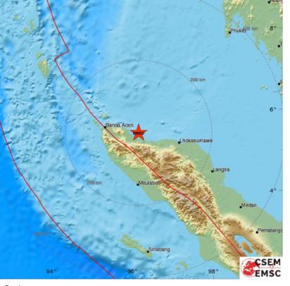 印尼規模6.5強震 傳至少18死.傷亡數恐增 |