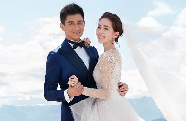 吳奇隆和劉詩詩婚姻幸福。翻攝自微博。