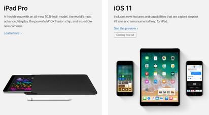 蘋果WWDC大會 iOS11亮相有這些新功能  