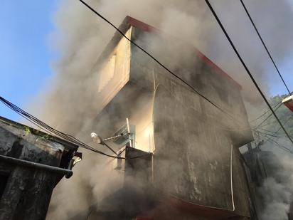 悲劇! 宜蘭凌晨大火奪命 母子二人葬身自家 | 宜蘭大火(資料照)