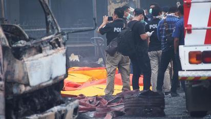 恐怖! 印尼爆竹工廠爆炸 釀47死46傷 |