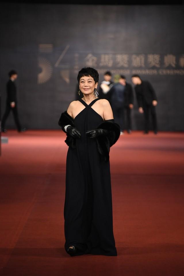 金馬獎執委會主席張艾嘉,同時也是最佳女主角入圍者。(金馬執委會提供)