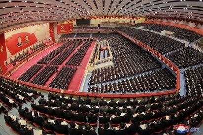 仇視西方文化 北韓恐在耶誕節試射飛彈 | 北韓第五屆支部委員長會議(翻攝韓聯社)