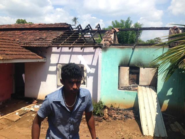 斯里蘭卡2宗教衝突加劇 政府宵禁10天 | 照片取自AP美聯社