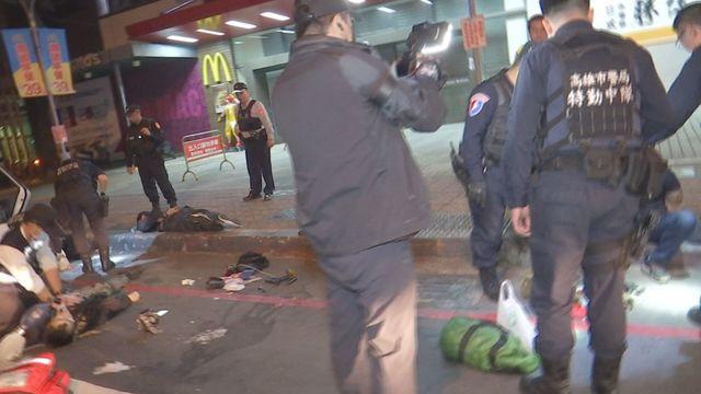 高市傳槍響 歹徒左髖卡彈送醫不治 |