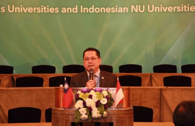 駐台北印尼經濟貿易代表處羅伯特代表