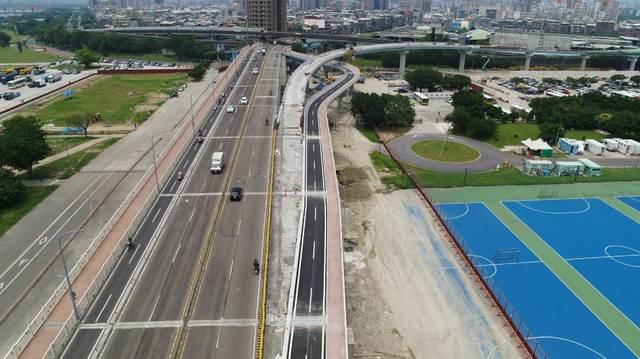 華中橋機車道 本周六開放通車 |