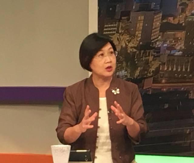 民進黨副秘書長徐佳青。